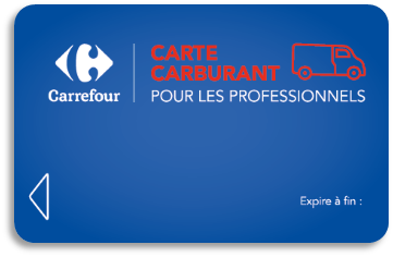 carte carburant carrefour